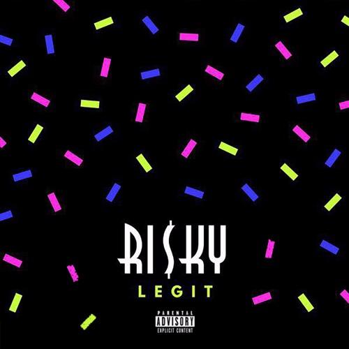 Ri$ky - Legit (prod.) TheDjSound