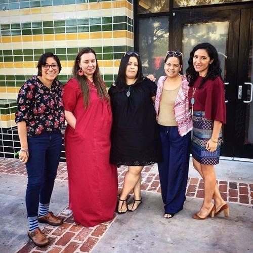 LA Latinas in the Creative Industries Sept 23 2017