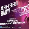 #HojaDeRuta - Nota a Claudio Joison por el show cancelado de Aerosmith