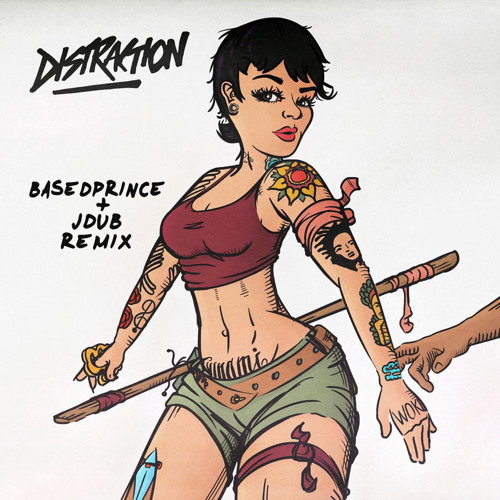BasedPrince & JDUB - Distraction (Jersey Club Version)