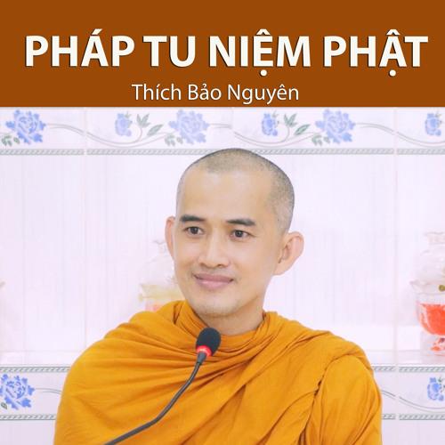Pháp Tu Niệm Phật