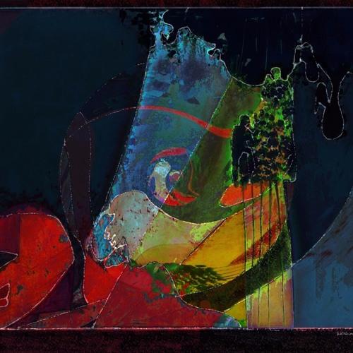 La gueule sous le panama   par  INNER VEHICLE (visuel P.Villaroel)
