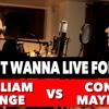 ZAYN ft Taylor Swift I Dont Wanna Live Forever (SINGOFF Conor Maynard vs William Singe)