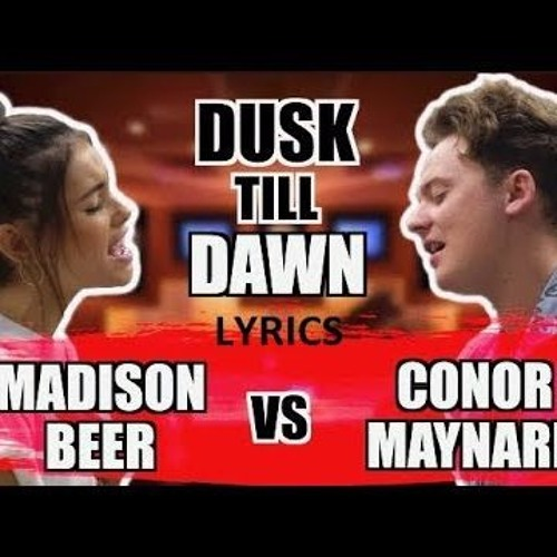 ZAYN - Dusk Till Dawn ft Sia (SINGOFF Conor Maynard vs Madison Beer)