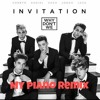 Invitation-why don't we instrumental(my piano version)