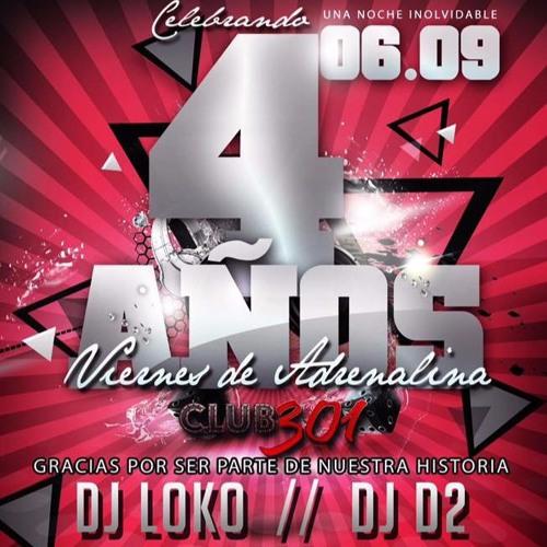 Salsa Mix Viernes de Adrenalina 4to Aniversario ( FREE DOWNLOAD )