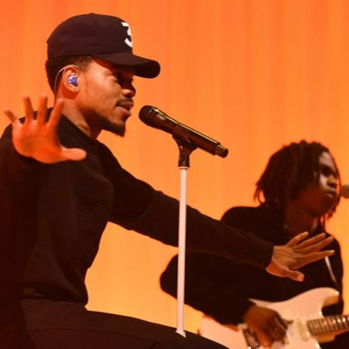 Chance The Rapper- First World Problems ft. Daniel Caesar(Live Version with Stephen Colbert)
