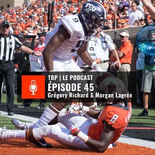 TBP Podcast - Episode 45 : TCU et Georgia sont-ils de retour parmi l'élite ?