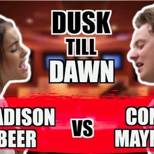 Dusk Till Dawn (Sing Off) Conor Maynard, and Madison Beer
