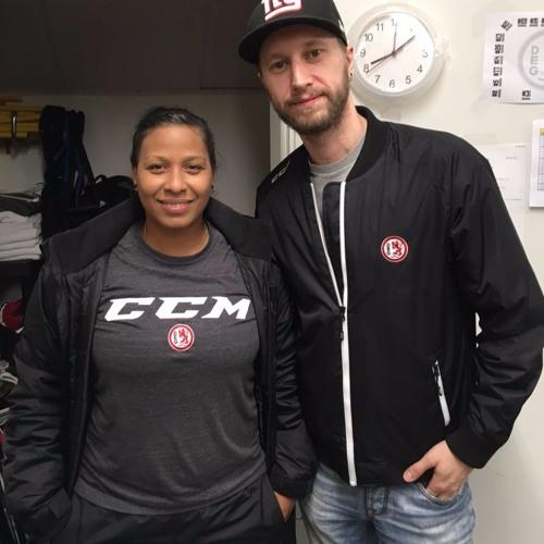 Die DEG-Frauen in der Bundesliga - Interview mit Trainerin und Teammanager
