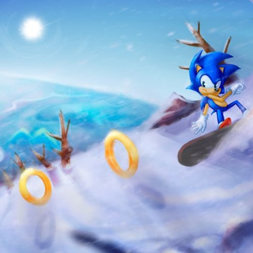 Sonic the Hedgehog 3: Ice Cap Zone Remix by GlitchxCity on