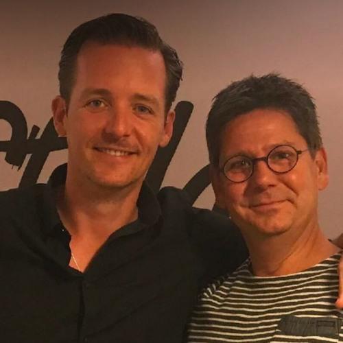 #Podcast Robert Bridgeman &  Gunther de Jong | Eenheid