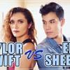 Taylor Swift VS Ed Sheeran MASHUP!! 20 Songs ¦ Ft. Alyson Stoner & Sam Tsui