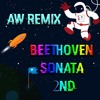 AW_140 BPM - BEETHOVEN - Sonata - Pathetique - 2nd ( Ardwin Winter remix)[FREE DOWNLOAD]