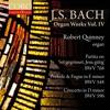 J S Bach Organ Works Vol IV - Track 18 Partita On Sei Gegrusset BWV 768 - Variatio VIII [excerpt]