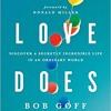 Mon conseil lecture : Love does par Bob Goff