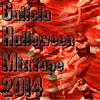 Galicia Halloween Mixtape 2014 Portada del disco