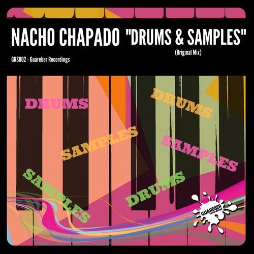 (GRS002) Nacho Chapado - Drums & Samples (Original Mix) Rel date: 25 Oct 2017