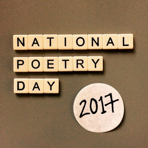 Ep.107 - SPECIAL - National Poetry Day 2017 (transcript available)