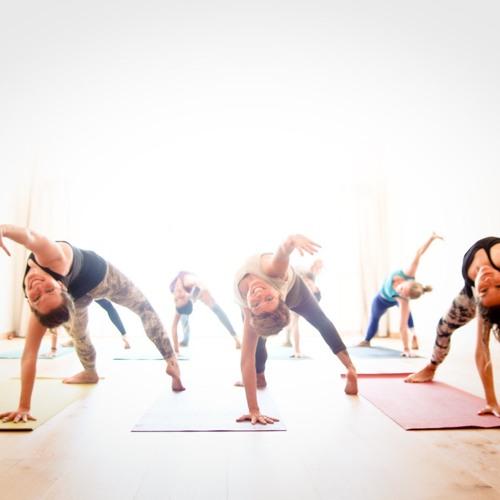 Başlangıç seviye vinyasa yoga // tema: denge