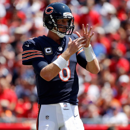 Is Mike Glennon ready for his first Bears-Packers rivalry game?