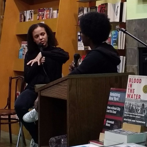 Jesmyn Ward: Discussion With Rahawa Haile and Q + A