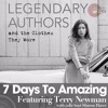 The Personal Style of Legendary Authors and The Clothes They Wore with Terry Newman
