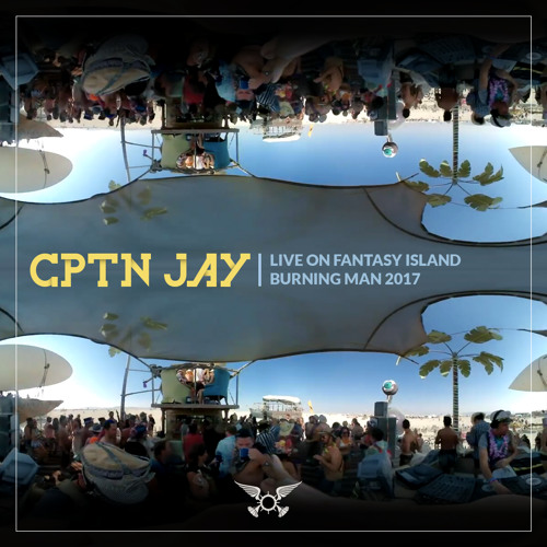 Live on Fantasy Island - Burning Man 2017