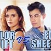 Taylor Swift VS Ed Sheeran MASHUP!! 20 Songs  - Alyson Stoner ft Sam Tsui