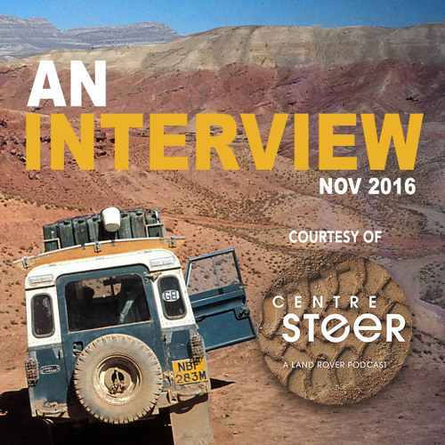 Ep.19 An Interview with CentreSteer November 2016