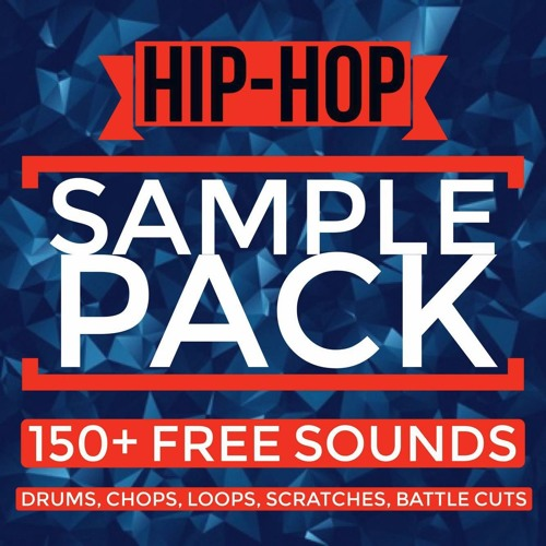 Free Hip-Hop Sample Pack (150+ Sounds) - [FREE DOWNLOAD] by