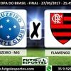 Pênaltis Final Cruzeiro x Flamengo