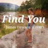 Find You - Nick Jonas (James Dawson Cover)