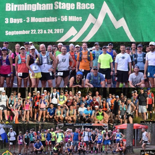 79: Running 2017 Birmingham Stage Race: Talking with Stage Runners, Volunteers, & Event Organizer