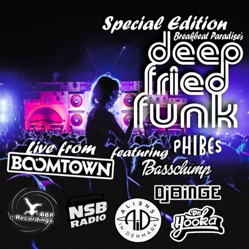 BBP Power Hour Episode #27 - Special Edition - Boomtown Takeover (Sep 2017)