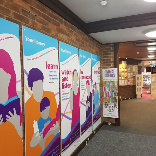 Презентація успішних прикладів функціонування бібліотек у Великобританії