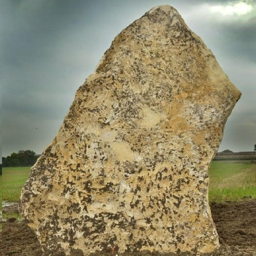 Raising the Standing Stones