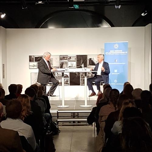 Sikkerhetspolitisk Dypdykk Med Thorbjørn Jagland