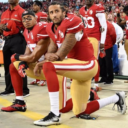 Ep#70: Taking a knee...