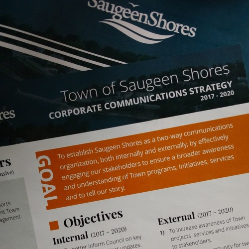 Episode 32 - Corporate Communications Strategy by Town of