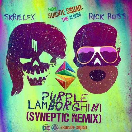 skrillex x rick ross - purple lamborghini (syneptic remix)