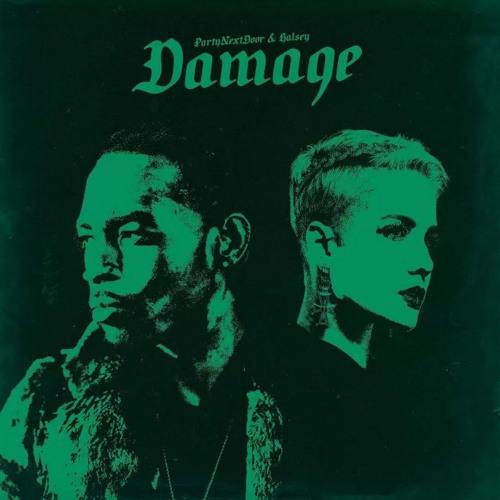 PARTYNEXTDOOR ft. Halsey ~ Damage
