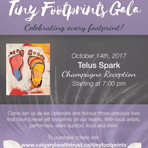 Katie Stajan Tiny Footprints Gala