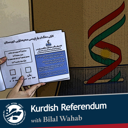 Kurdistan Referendum with Bilal Wahab
