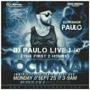 DJ PAULO LIVE ! @ NOCTURNAL After - Hours (FOLSOM)  Sept 2017