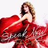 Taylor - Speak Now (Deluxe Album Instrumentals)