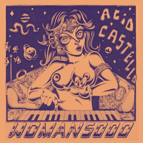 [51bts053] Acid Castello: Woman 5000