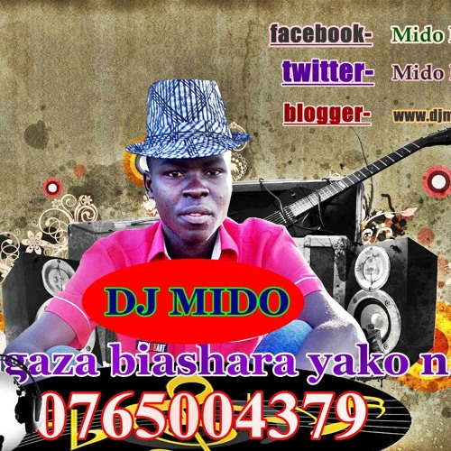 2016-DJ MIDO SELECTOR [New Mix]-Diamond Platnumz ft Rayvanny Salome_