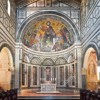 Benedictine Monks Evensong at Miniato al Monte, Firenze - September 2017