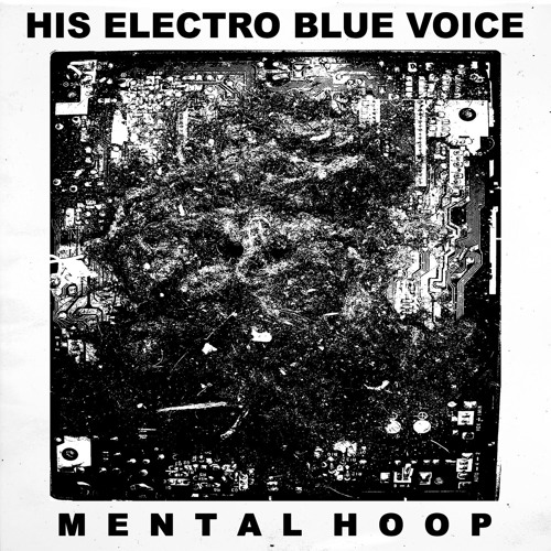 His Electro Blue Voice - Crystal Mind